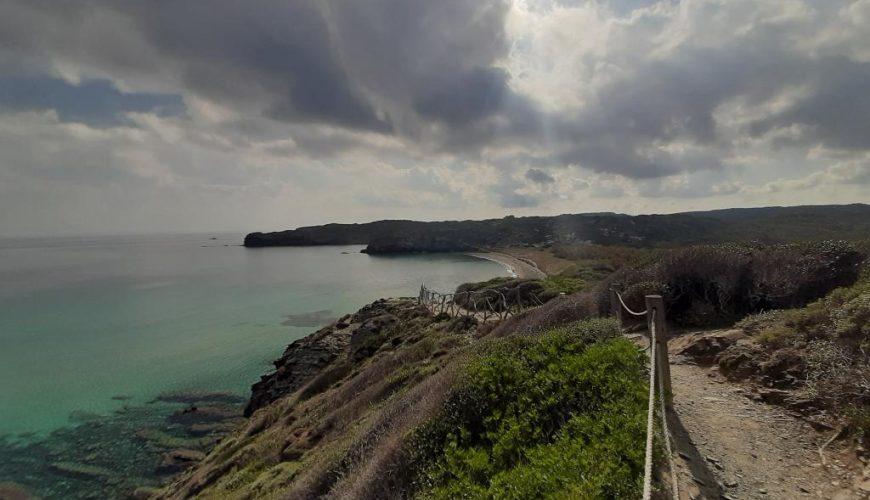 wandelen Menorca