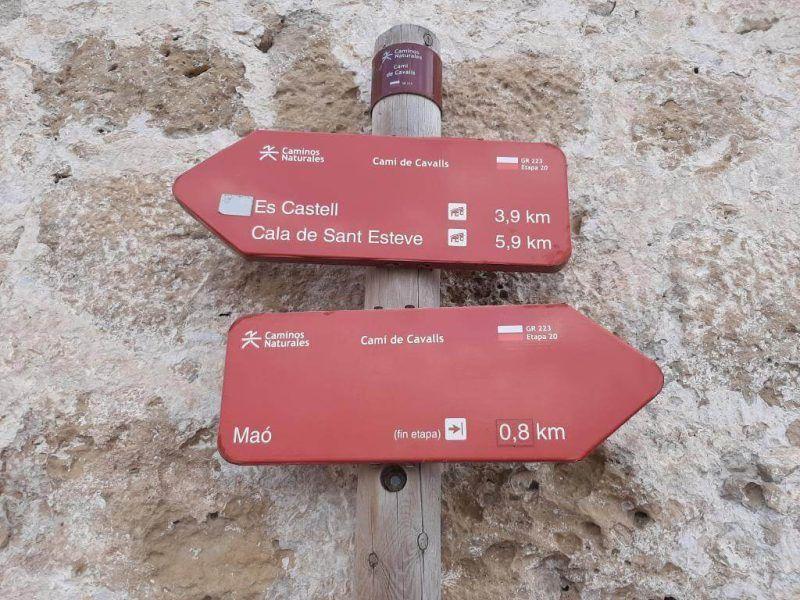 Waw Travels Isla Menorca Cami Cavalls Sur Playa Binibéquer Maó copia
