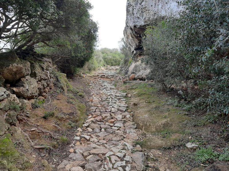 Waw Travels Isla Menorca Cami Cavalls Sur Playa Cala en porter Binibéquer 3