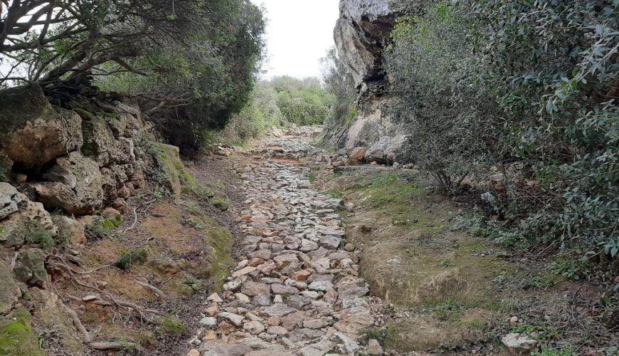 walking holidays Menorca Cami de Cavalls Sur