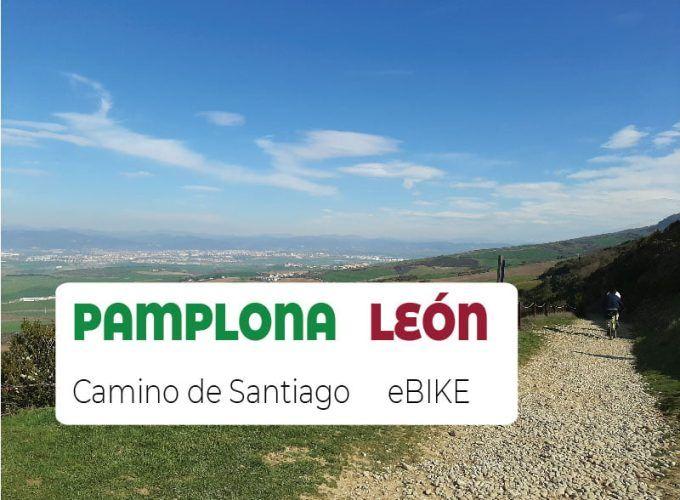 WAW.travel Camino Santiago bici electrica Pamplona León 1