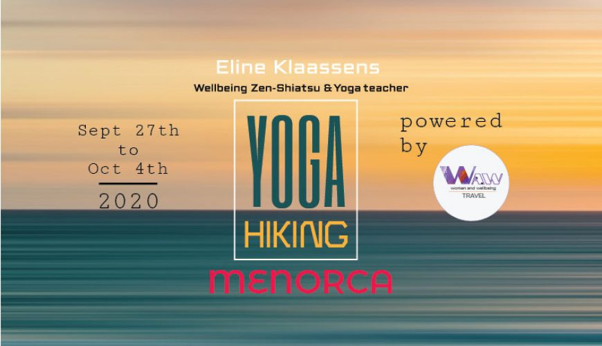 waw.travel_8day_yoga_and_walking_in_Menorca_poster_Eng