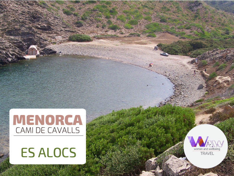 DAY 5 STAGE 4 Cavalleria - Camí des Alocs 13.76 kms