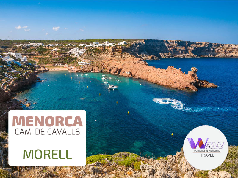 DAY 6 STAGE 5 Camí des Alocs - Cala Morell 15 kms