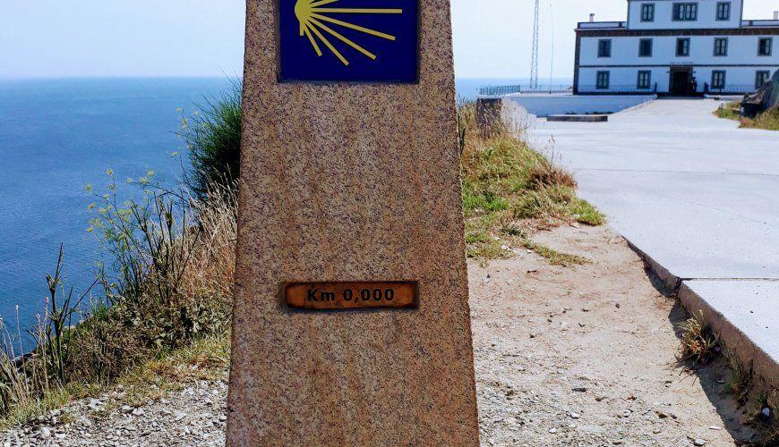 Camino de Santiago a Finisterre