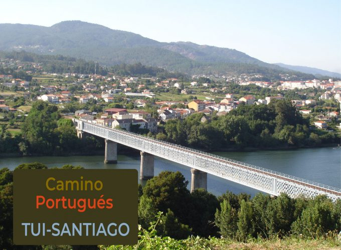 Camino Portugues Tui Santiago 01