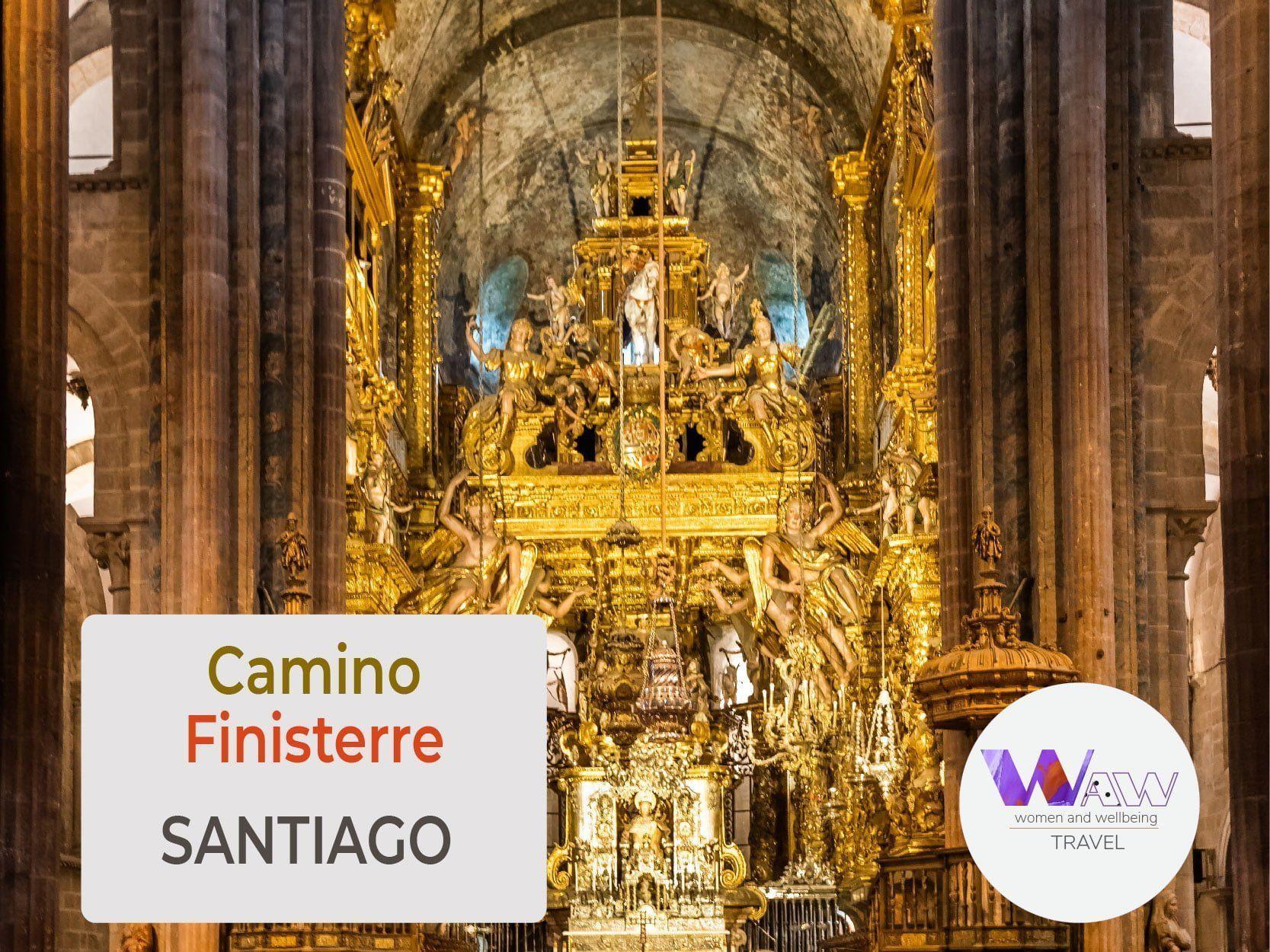 Tag 1 Ankunft in Santiago de Compostela