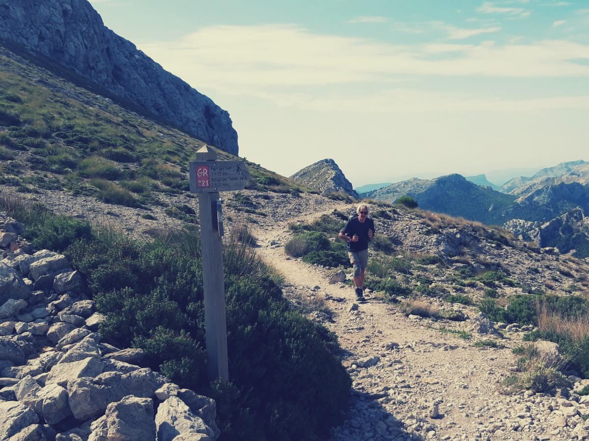 Day 5. Stage 4: Tossals Verd - Lluc 16 km