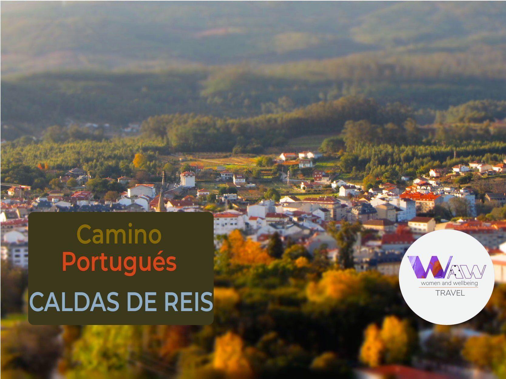 Day 5 Stage Pontevedra - Caldas de Reis 22 km
