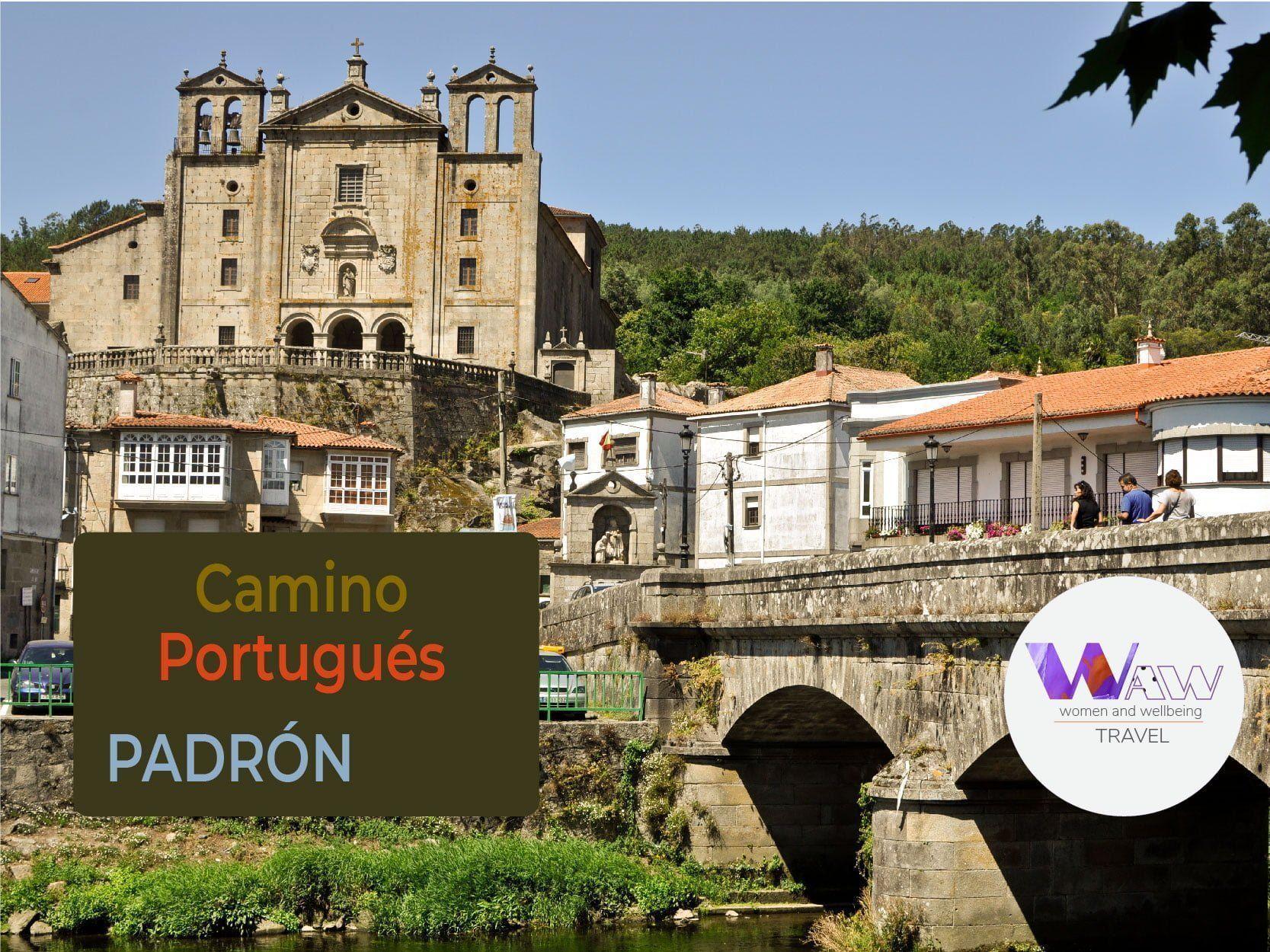 Day 6 Stage Caldas de Reis - Padrón 18 km