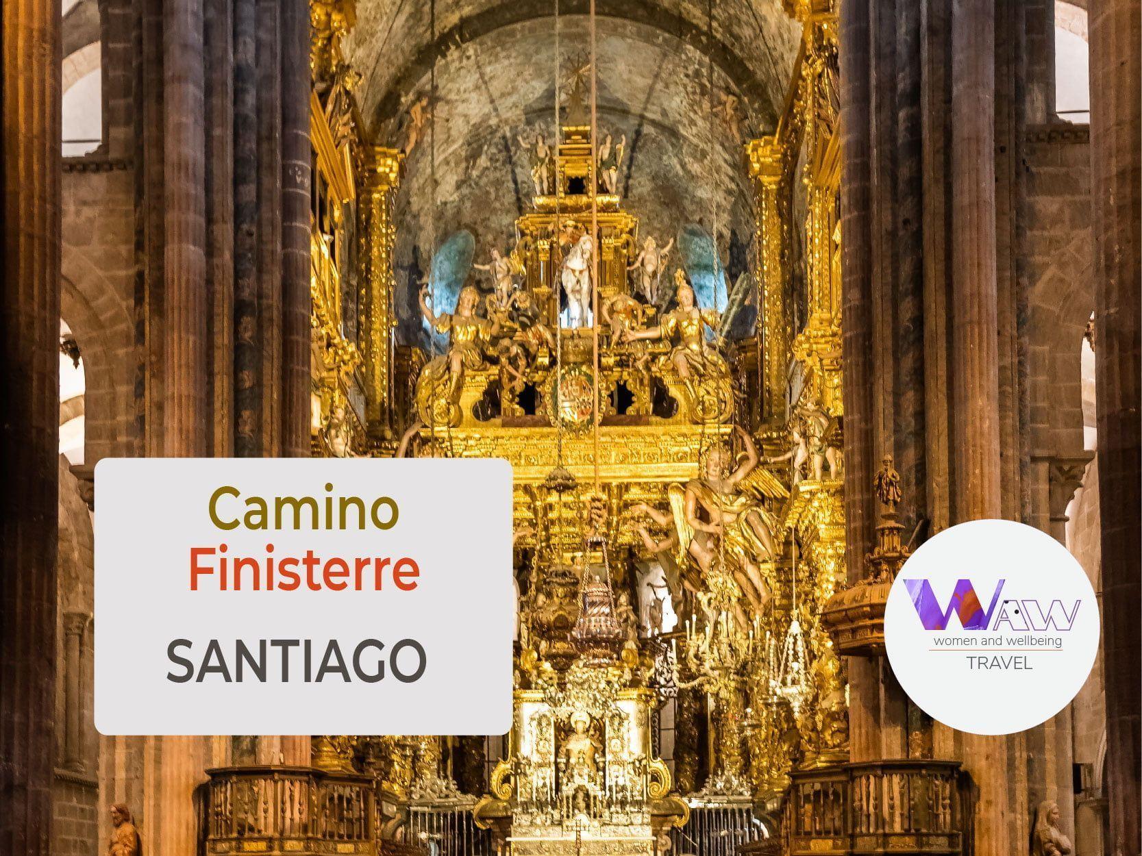 Dag 1 Aankomst in Santiago de Compostela