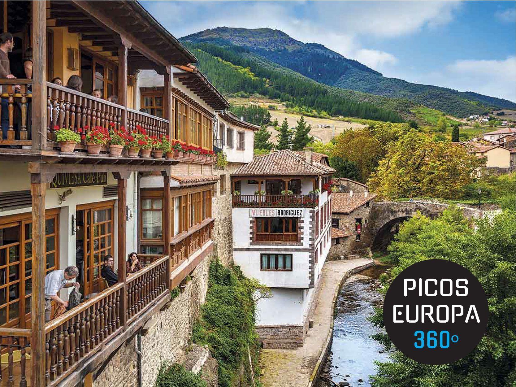 Dag 1 Aankomst in Picos de Europa
