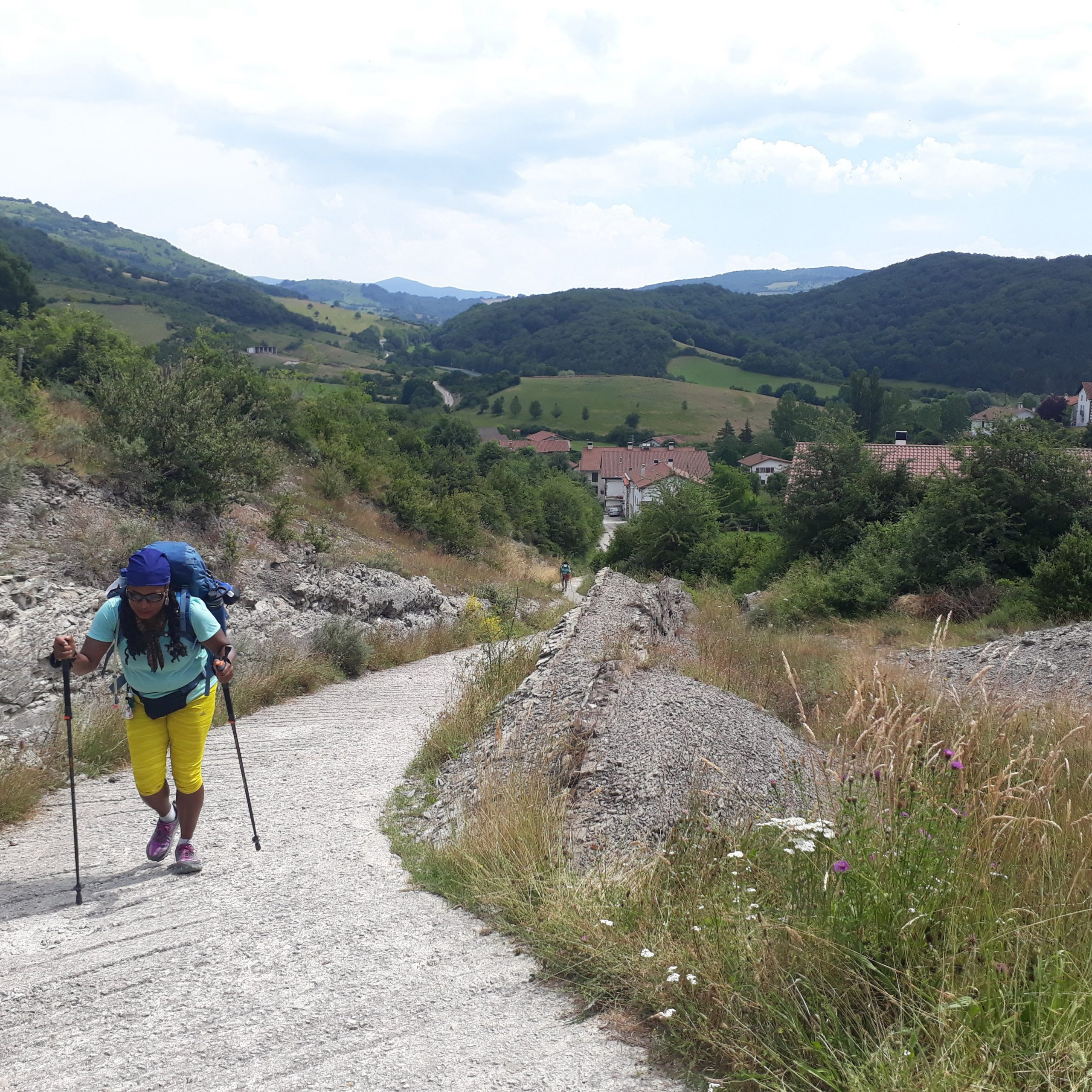 Day 4 Roncesvalles to Zubiri