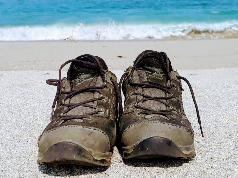 How to care for hiking boots