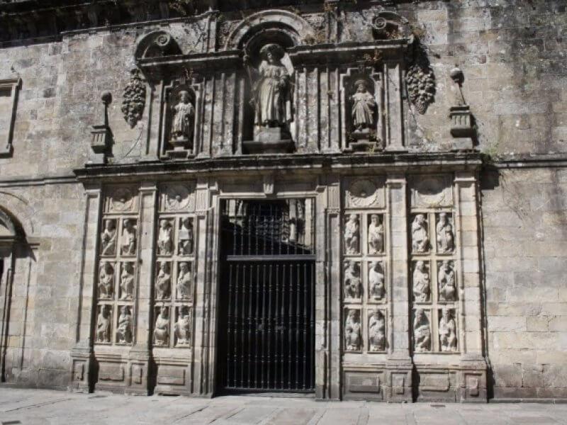 Camino de Santiago holy year