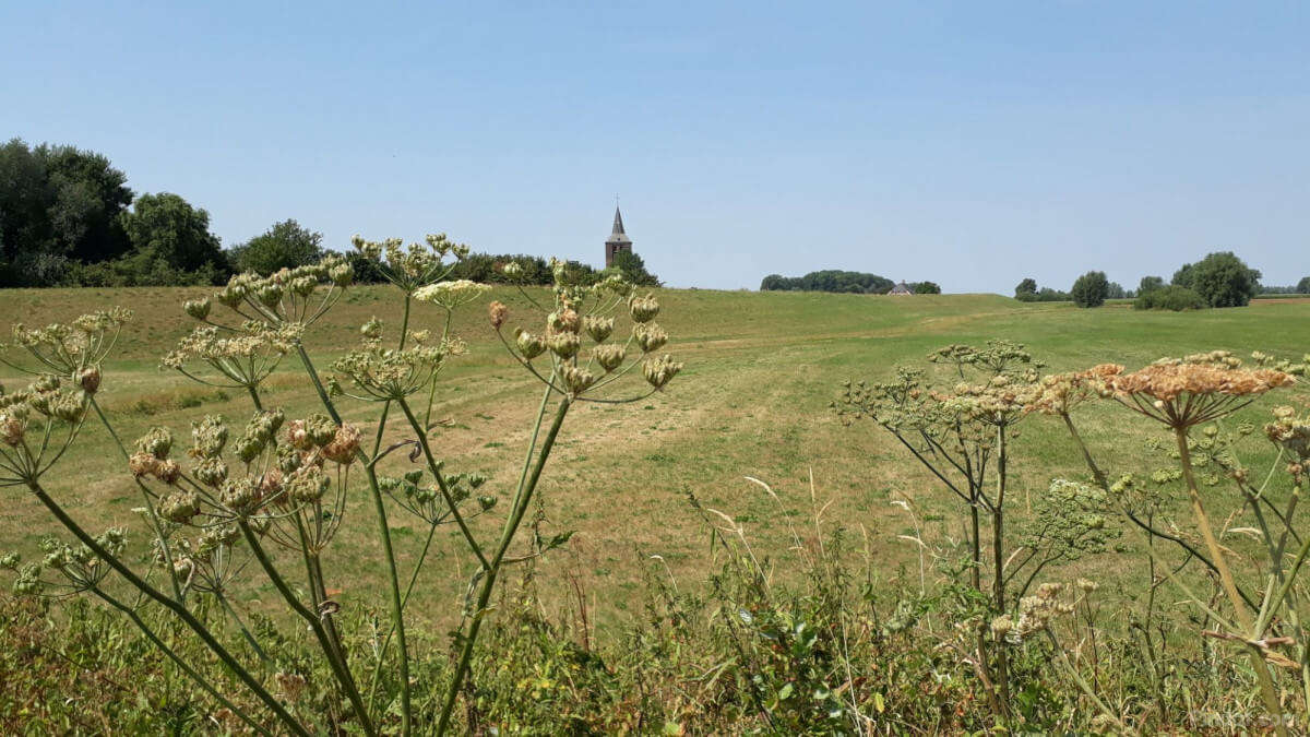 Dag 1 Nijmegen - Groesbeek 24 km