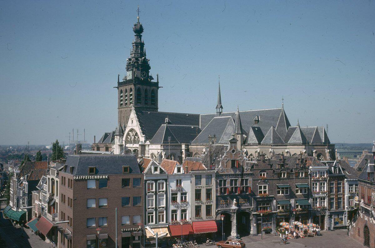 Dag 7 Ewijk - Nijmegen 20 km