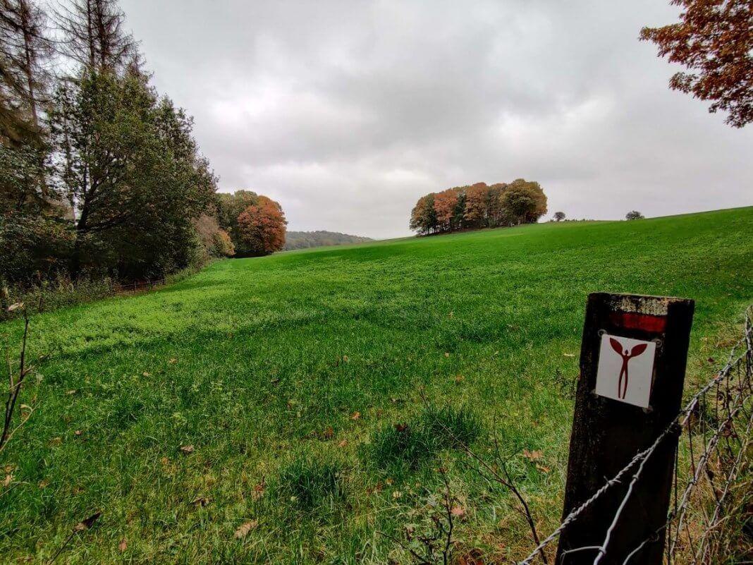 Dag 2 Groesbeek - Milsbeek 22 km
