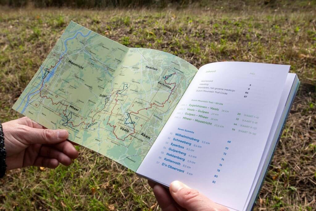 Dag 2 Vaals - Gulpen 25 km