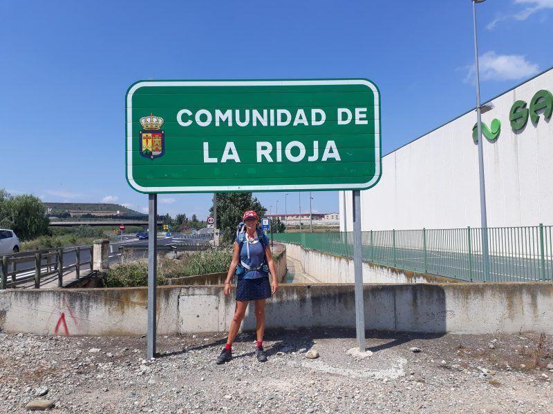 Camino French way