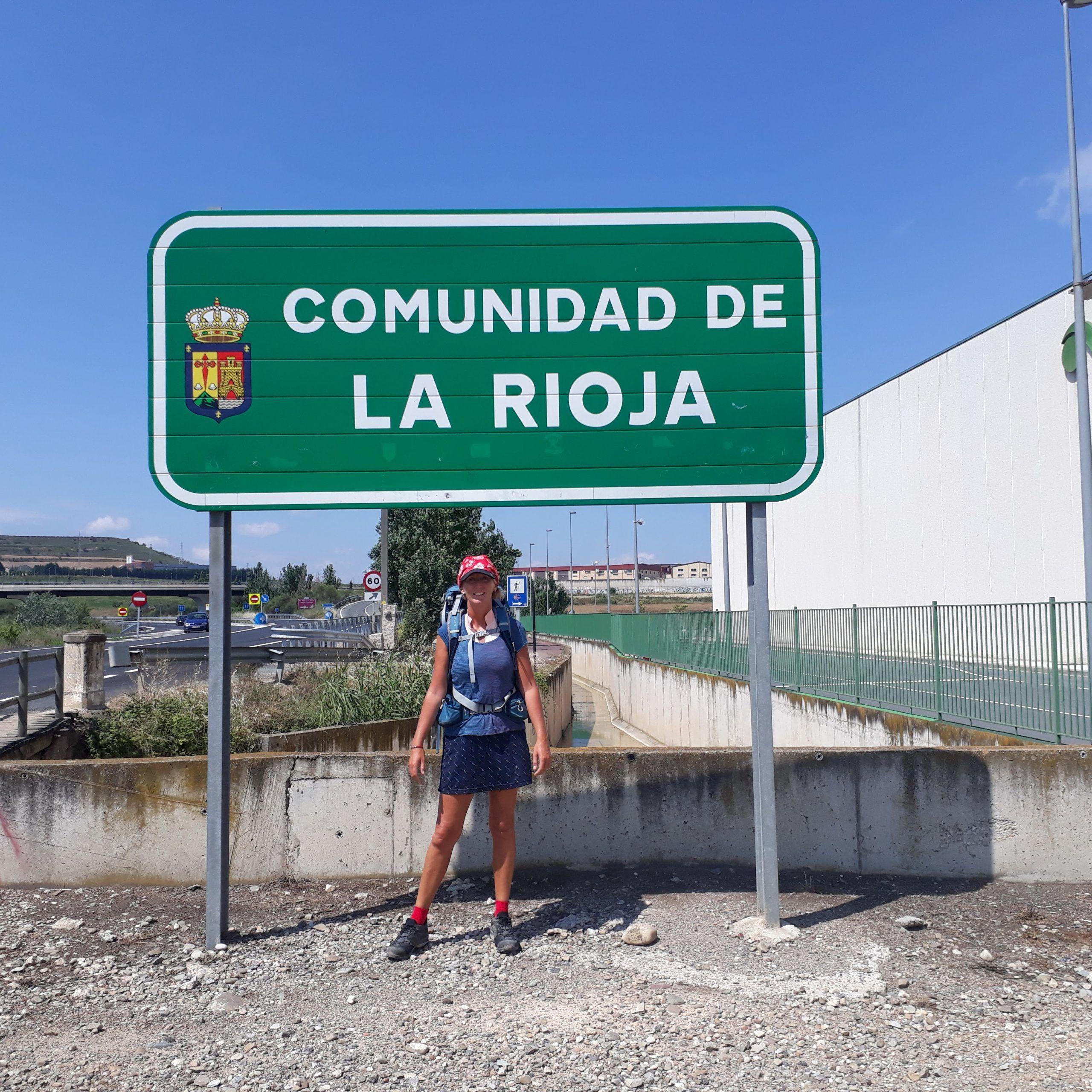 Day 4 Estella - Los Arcos 22 km