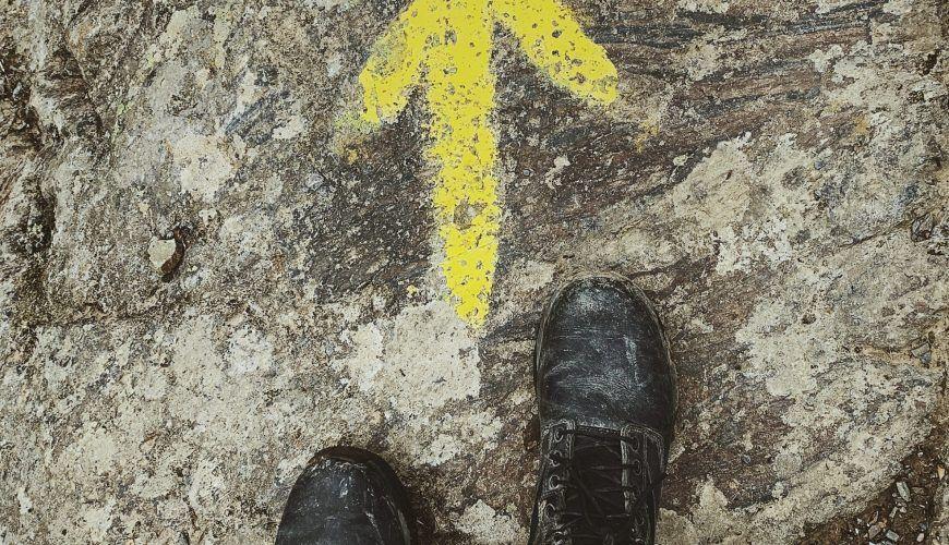 trekking per principianti